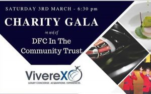 Dundee Football Club - Auction Prizes For Charity Gala